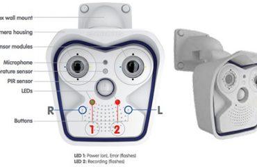 دوربین نظارتی موبوتیکس